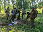 Two-day workshop on wildlife trafficking in Nameri National Park